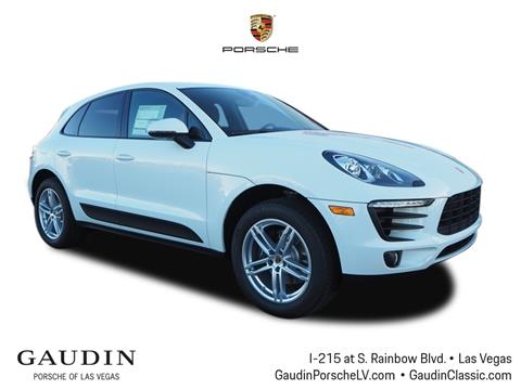 2018 Porsche Macan for sale in Las Vegas, NV