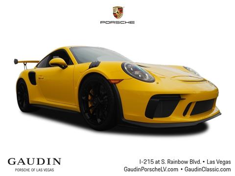 2019 Porsche 911 for sale in Las Vegas, NV
