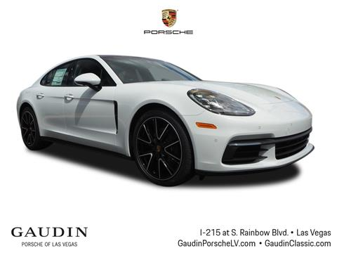 2019 Porsche Panamera for sale in Las Vegas, NV