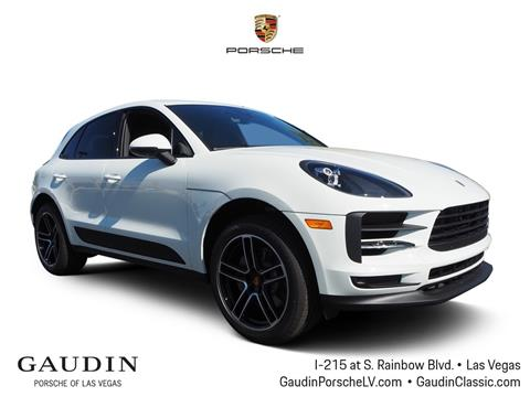 2020 Porsche Macan for sale in Las Vegas, NV