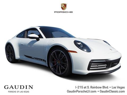 2020 Porsche 911 for sale in Las Vegas, NV