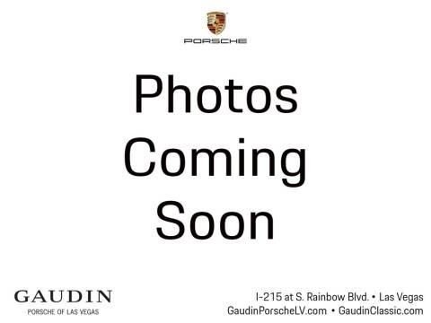 2020 Porsche Taycan for sale at Gaudin Porsche in Las Vegas NV