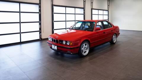 1991 BMW M5 for sale at Gaudin Porsche in Las Vegas NV