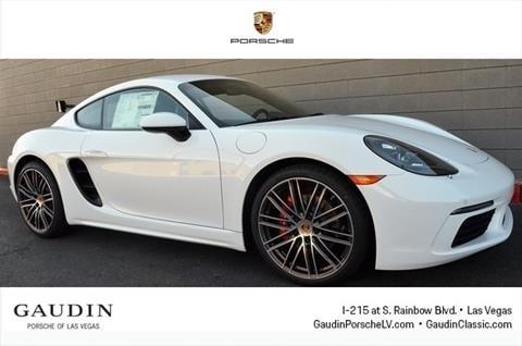 2017 Porsche 718 Cayman for sale in Las Vegas, NV