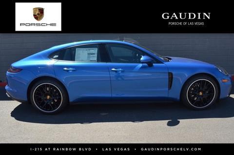 2017 Porsche Panamera for sale in Las Vegas, NV