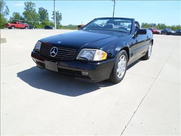 1995 Mercedes-Benz SL-Class for sale in Lake Villa, IL