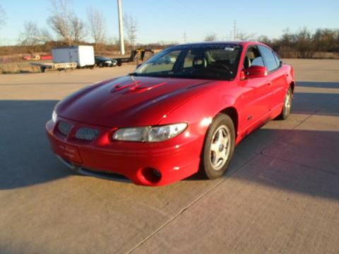 2002 Pontiac Grand Prix for sale in Lake Villa, IL