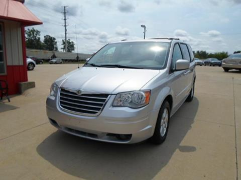 2008 Chrysler Town and Country for sale in Lake Villa, IL