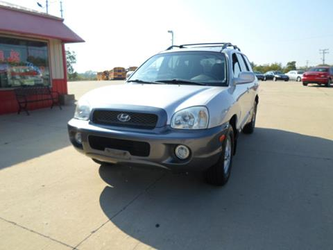 2001 Hyundai Santa Fe for sale in Lake Villa, IL