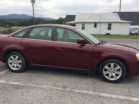 2006 Mercury Montego for sale in Salem, VA
