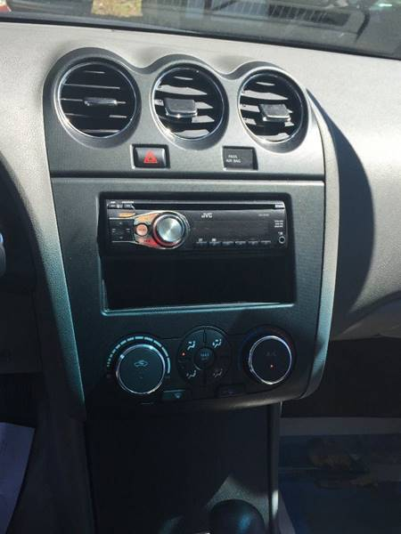 2012 Nissan Altima 2.5 S 4dr Sedan - Sparta NC