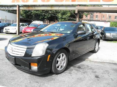 2007 Cadillac CTS for sale in Brooklyn, NY