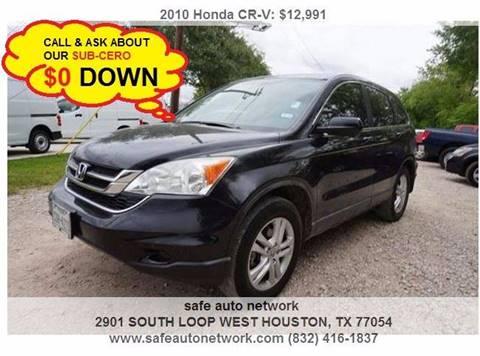 2010 Honda CR-V for sale in Houston, TX