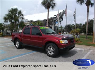 2003 Ford Explorer Sport Trac for sale in Bonita Springs, FL