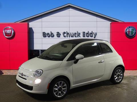 2017 FIAT 500c for sale in Youngstown, OH