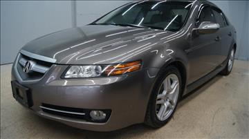 2008 Acura TL for sale in Garland, TX