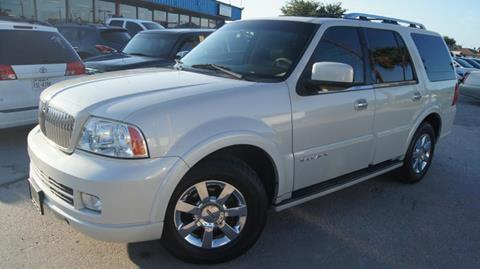 2006 Lincoln Navigator for sale in Garland, TX