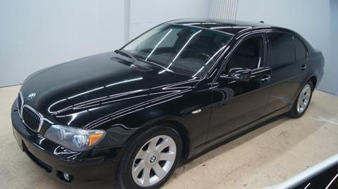 2008 BMW 7 Series for sale in Garland, TX