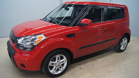 2011 Kia Soul for sale in Garland, TX