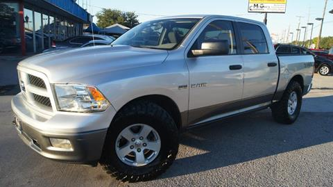2009 Dodge Ram Pickup 1500 for sale in Garland, TX