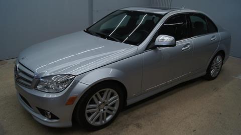 2009 Mercedes-Benz C-Class for sale in Garland, TX