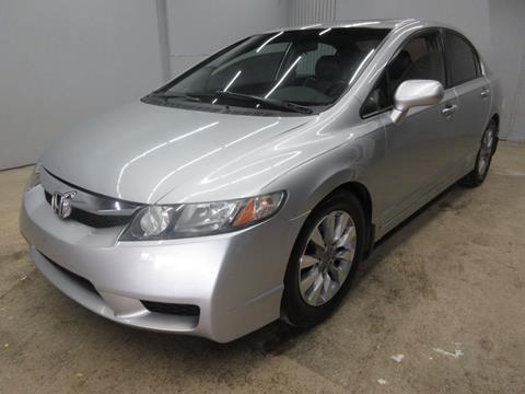 2011 Honda Civic for sale in Garland, TX