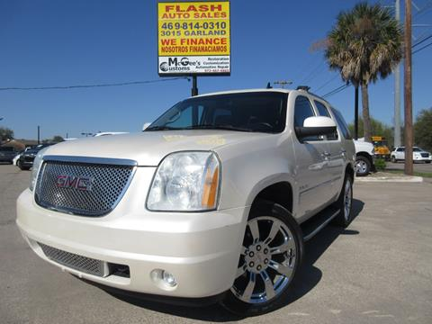 2012 GMC Yukon for sale in Garland, TX