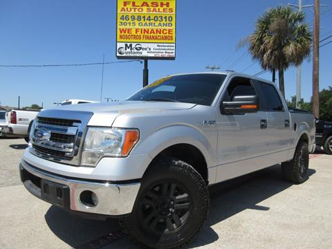 2013 Ford F-150 for sale in Garland, TX