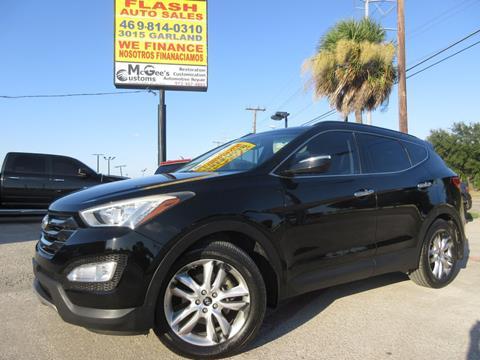 2013 Hyundai Santa Fe Sport for sale in Garland, TX