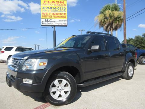 2010 Ford Explorer Sport Trac for sale in Garland, TX