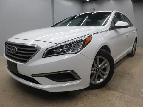 2016 Hyundai Sonata for sale in Garland, TX