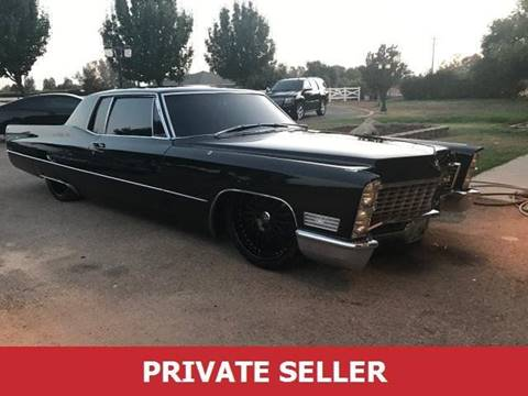 1967 Cadillac DeVille for sale in Garland, TX