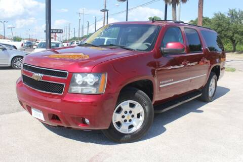 2011 Chevrolet Suburban for sale at Flash Auto Sales in Garland TX