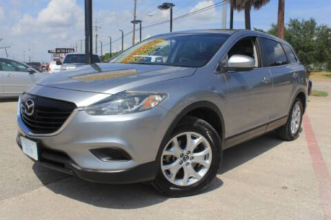2013 Mazda CX-9 for sale at Flash Auto Sales in Garland TX