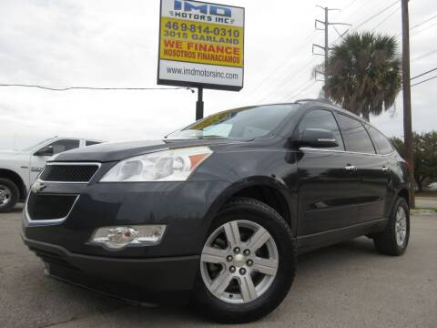 2011 Chevrolet Traverse for sale at Flash Auto Sales in Garland TX