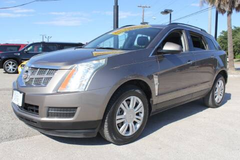 2011 Cadillac SRX for sale at Flash Auto Sales in Garland TX