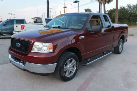2005 Ford F-150 for sale at Flash Auto Sales in Garland TX