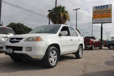 2006 Acura MDX for sale at Flash Auto Sales in Garland TX