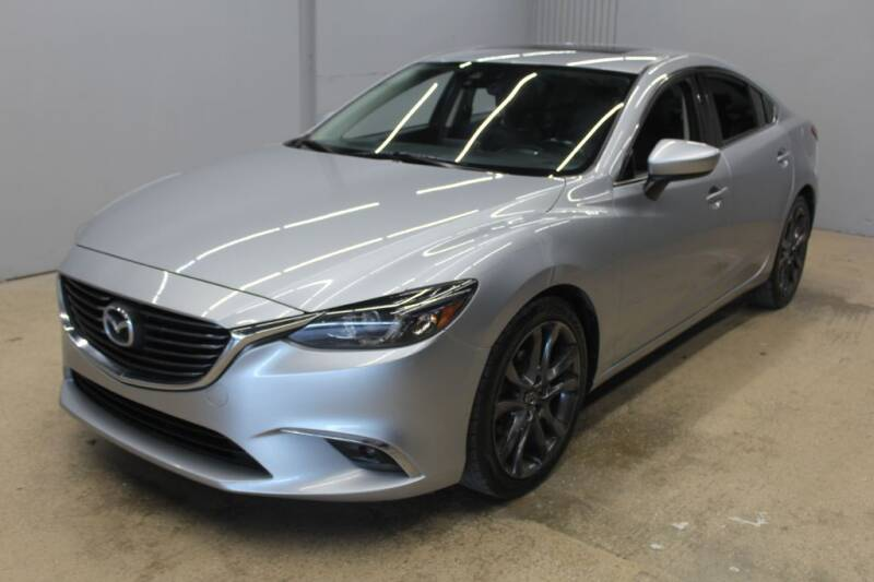 2016 Mazda MAZDA6 for sale at Flash Auto Sales in Garland TX
