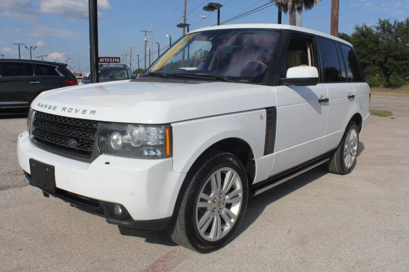 2011 Land Rover Range Rover for sale at Flash Auto Sales in Garland TX