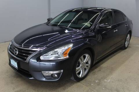 2015 Nissan Altima for sale at Flash Auto Sales in Garland TX