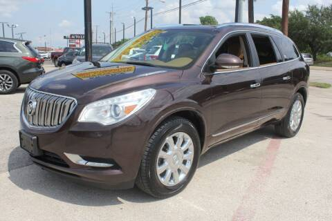 2015 Buick Enclave for sale at Flash Auto Sales in Garland TX