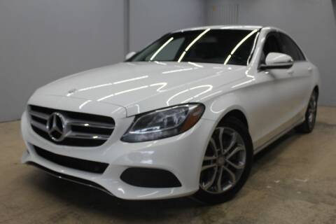 2015 Mercedes-Benz C-Class for sale at Flash Auto Sales in Garland TX