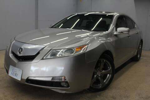 2011 Acura TL for sale at Flash Auto Sales in Garland TX