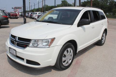 2016 Dodge Journey for sale at Flash Auto Sales in Garland TX