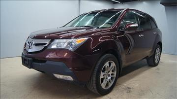 2007 Acura MDX for sale in Garland, TX