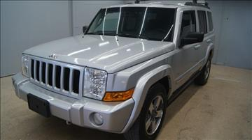 2006 Jeep Commander for sale in Garland, TX