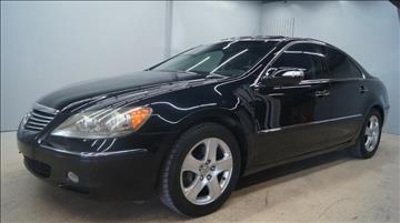 2005 Acura RL for sale in Garland, TX