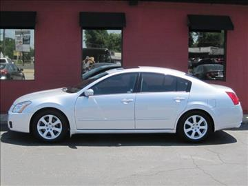 2007 Nissan Maxima for sale at Tjelmeland Laketown Automotive in Springfield IL