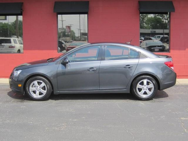 2013 Chevrolet Cruze for sale at Tjelmeland Laketown Automotive in Springfield IL